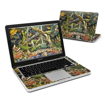 MacBook Pro 13in Skin - Mantis Mundi