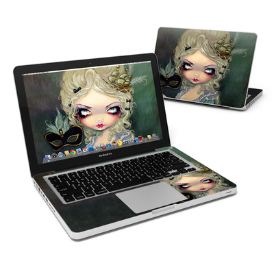 MacBook Pro 13in Skin - Marie Masquerade