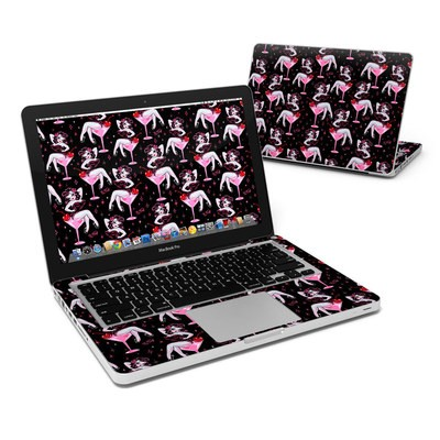 MacBook Pro 13in Skin - Martini Girl