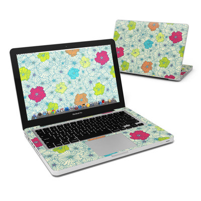 MacBook Pro 13in Skin - May Flowers