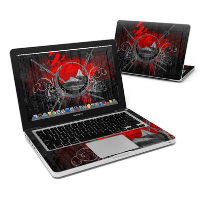 MacBook Pro 13in Skin - Mount Doom