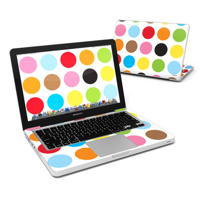 MacBook Pro 13in Skin - Multidot