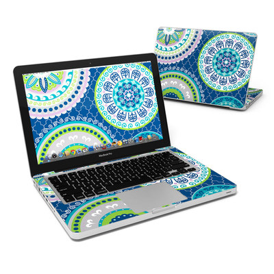 MacBook Pro 13in Skin - Medallions