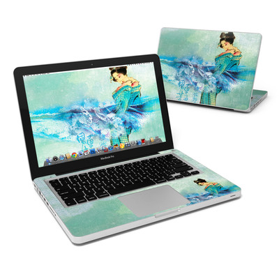MacBook Pro 13in Skin - Magic Wave