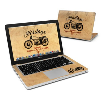 MacBook Pro 13in Skin - MotoGP Heritage