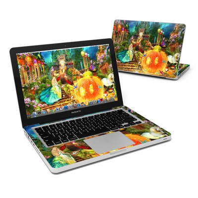 MacBook Pro 13in Skin - Midnight Fairytale