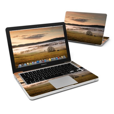 MacBook Pro 13in Skin - Misty Morning