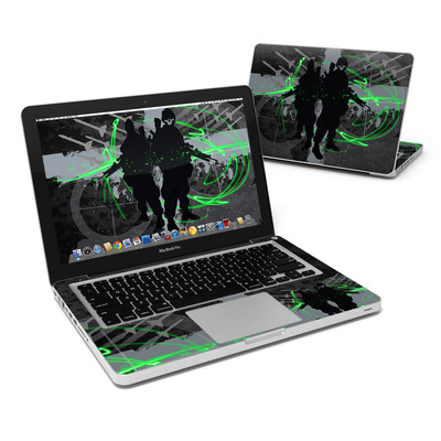 MacBook Pro 13in Skin - Modern War