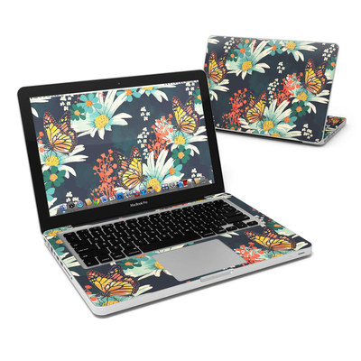 MacBook Pro 13in Skin - Monarch Grove