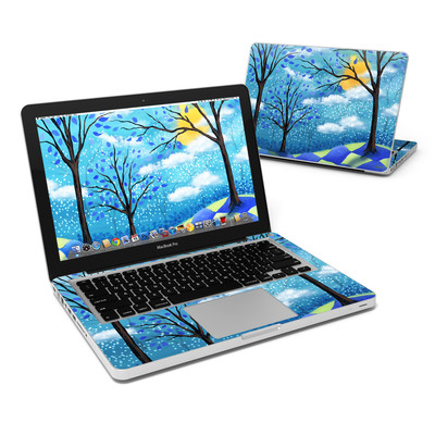 MacBook Pro 13in Skin - Moon Dance Magic