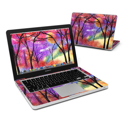 MacBook Pro 13in Skin - Moon Meadow