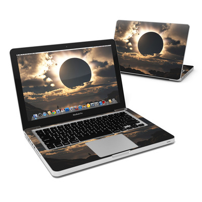 MacBook Pro 13in Skin - Moon Shadow