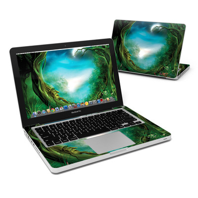 MacBook Pro 13in Skin - Moon Tree