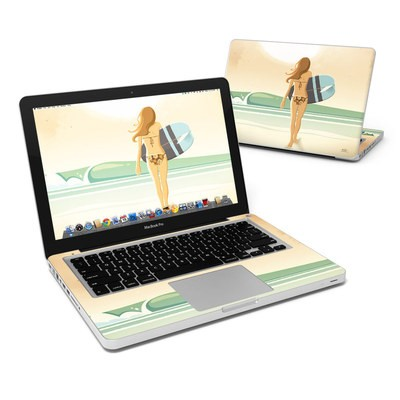 MacBook Pro 13in Skin - Morning Ease