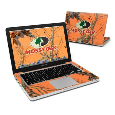 MacBook Pro 13in Skin - Break-Up Lifestyles Autumn
