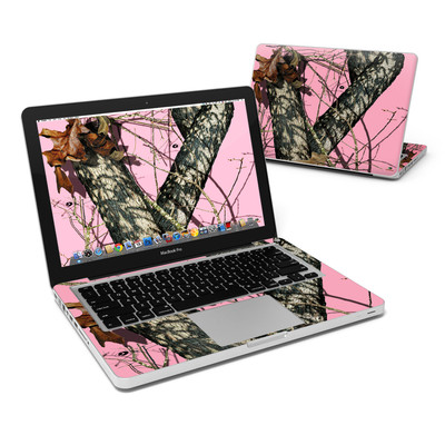 MacBook Pro 13in Skin - Break-Up Pink