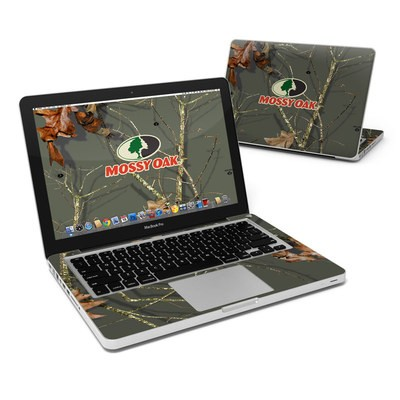 MacBook Pro 13in Skin - Break-Up Lifestyles Evergreen