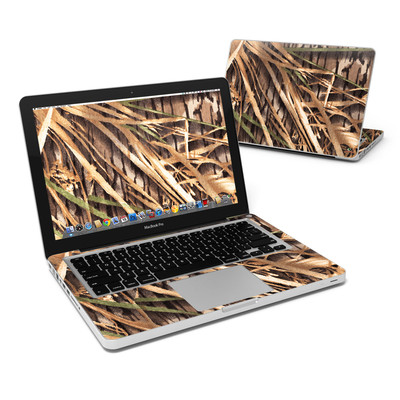 MacBook Pro 13in Skin - Shadow Grass