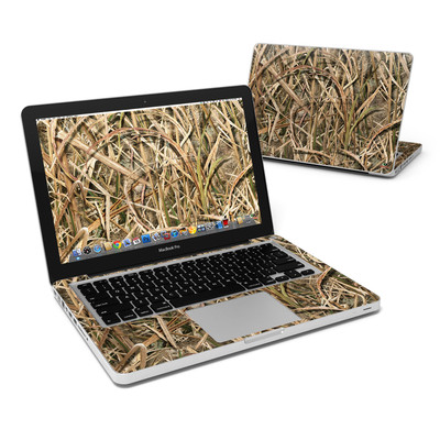 MacBook Pro 13in Skin - Shadow Grass Blades