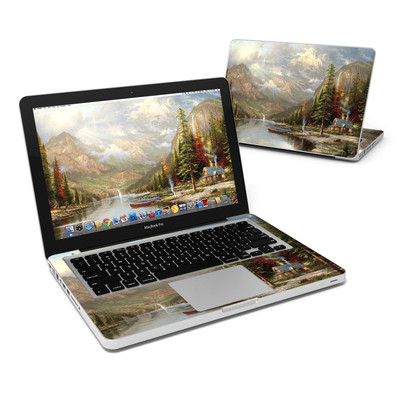 MacBook Pro 13in Skin - Mountain Majesty