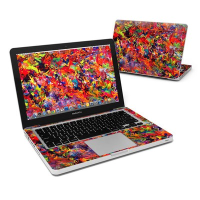 MacBook Pro 13in Skin - Maintaining Sanity