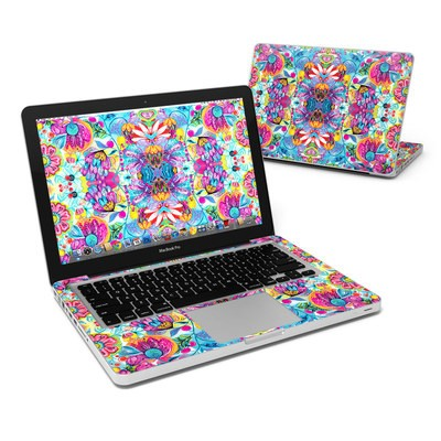 MacBook Pro 13in Skin - Multicolor World