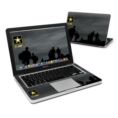 MacBook Pro 13in Skin - Night Action