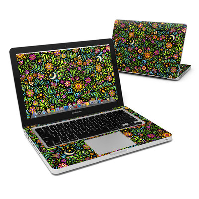 MacBook Pro 13in Skin - Nature Ditzy