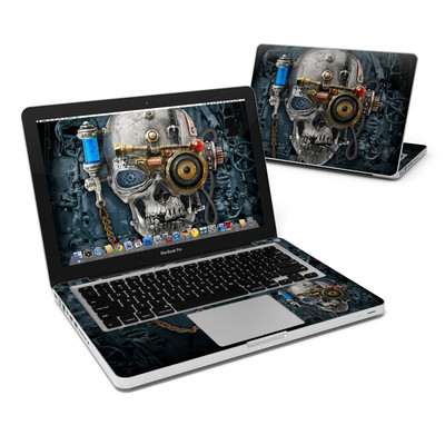 MacBook Pro 13in Skin - Necronaut