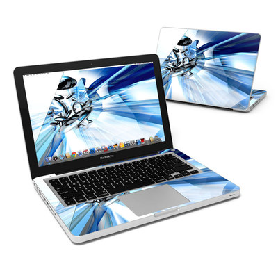 MacBook Pro 13in Skin - Cobalt Nexus
