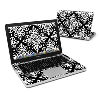 MacBook Pro 13in Skin - Noir