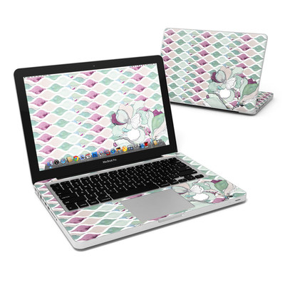 MacBook Pro 13in Skin - Nouveau Chic