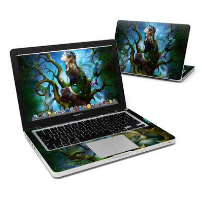 MacBook Pro 13in Skin - Nightshade Fairy