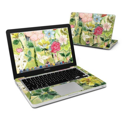 MacBook Pro 13in Skin - Nurture