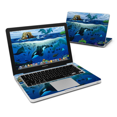 MacBook Pro 13in Skin - Oceans For Youth