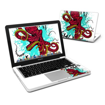 MacBook Pro 13in Skin - Octopus