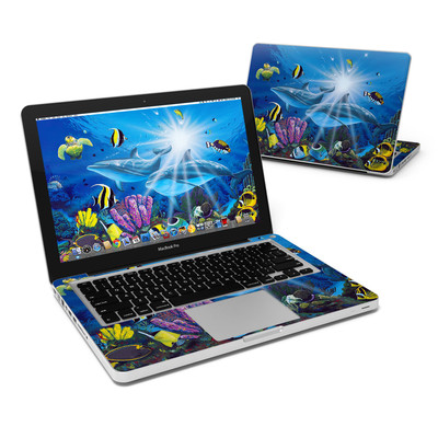 MacBook Pro 13in Skin - Ocean Friends