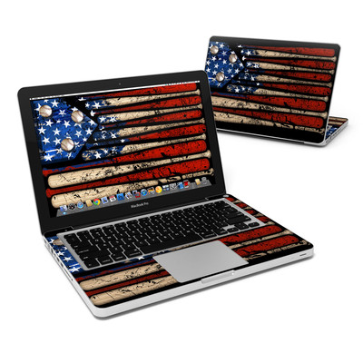 MacBook Pro 13in Skin - Old Glory