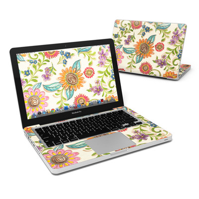 MacBook Pro 13in Skin - Olivia's Garden