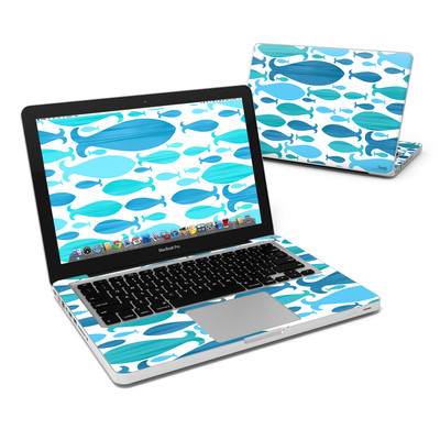 MacBook Pro 13in Skin - Ocean Rain