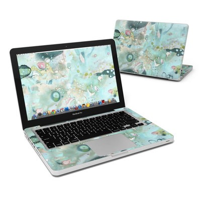 MacBook Pro 13in Skin - Organic In Blue