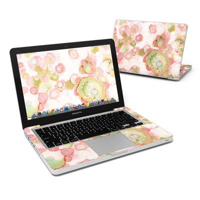 MacBook Pro 13in Skin - Organic In Pink