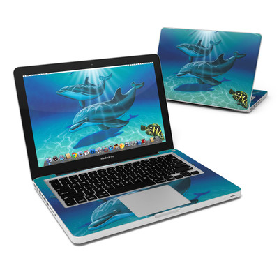 MacBook Pro 13in Skin - Ocean Serenity