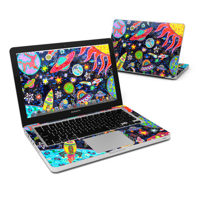 MacBook Pro 13in Skin - Out to Space