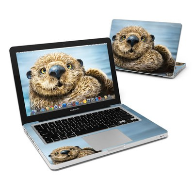 MacBook Pro 13in Skin - Otter Totem