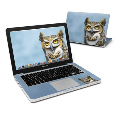 MacBook Pro 13in Skin - Owl Totem
