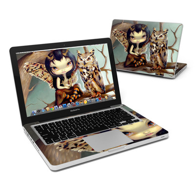 MacBook Pro 13in Skin - Owlyn