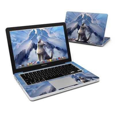 MacBook Pro 13in Skin - Leader of the Pack