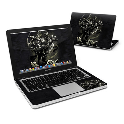 MacBook Pro 13in Skin - Pale Horse