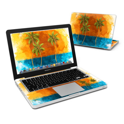 MacBook Pro 13in Skin - Palm Trio